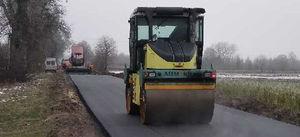 Przebudowa drogi gminnej w Bratniku