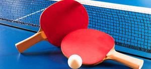I turniej amatorów tenisa stołowego w gminie Kamionka
