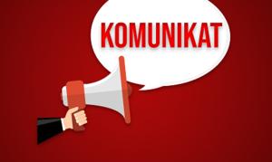 Komunikat ws. nieczynnego Urzędu w dniu 12 czerwca