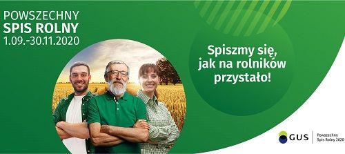 Nabór na rachmistrzów terenowych do przeprowadzenia Powszechnego Spisu Rolnego w 2020 roku