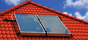 """AKTUALIZACJA KOMUNIKATU! Przeglądy gwarancyjne instalacji kolektorów słonecznych, wykonanych w ramach projektu: """" Instalacja kolektorów słonecznych na budynkach mieszkalnych w gminach: """"Jeziorzany, Kamionka, Michów i Abramów"""""""