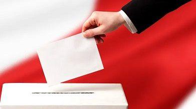 Wyniki I tury wyborów prezydenckich w gminie Kamionka