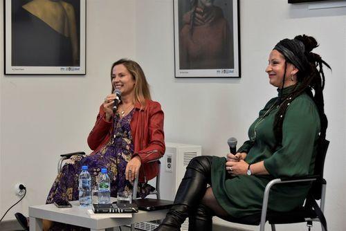 Joanna Bator spotkała się ze swoimi czytelnikami w Dzwonnicy Kultury