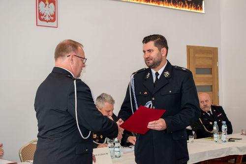 XII Zjazd Oddziału Miejsko - Gminnego Związku OSP RP w Kazimierzu Dolnym