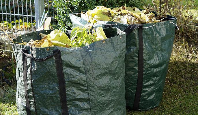 Ograniczenia w ilości odbioru odpadów zielonych