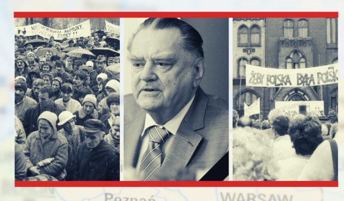 """Prelekcja: """"Wybory 4 czerwca 1989 roku - Droga do Wolności"""""""