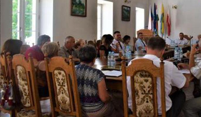 VII sesja Rady Seniorów Miasta Krasnystaw