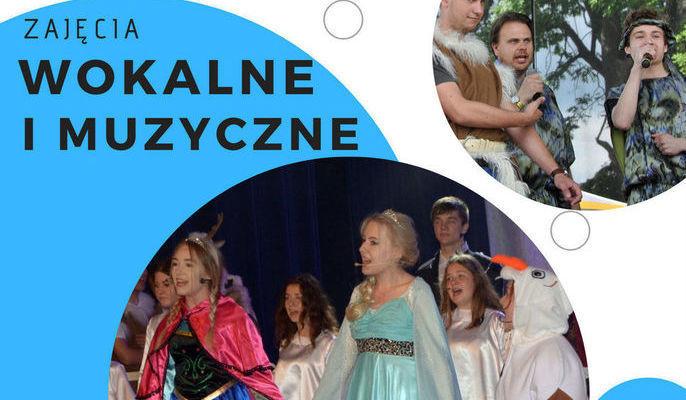 Zajęcia wokalne i muzyczne w KDK