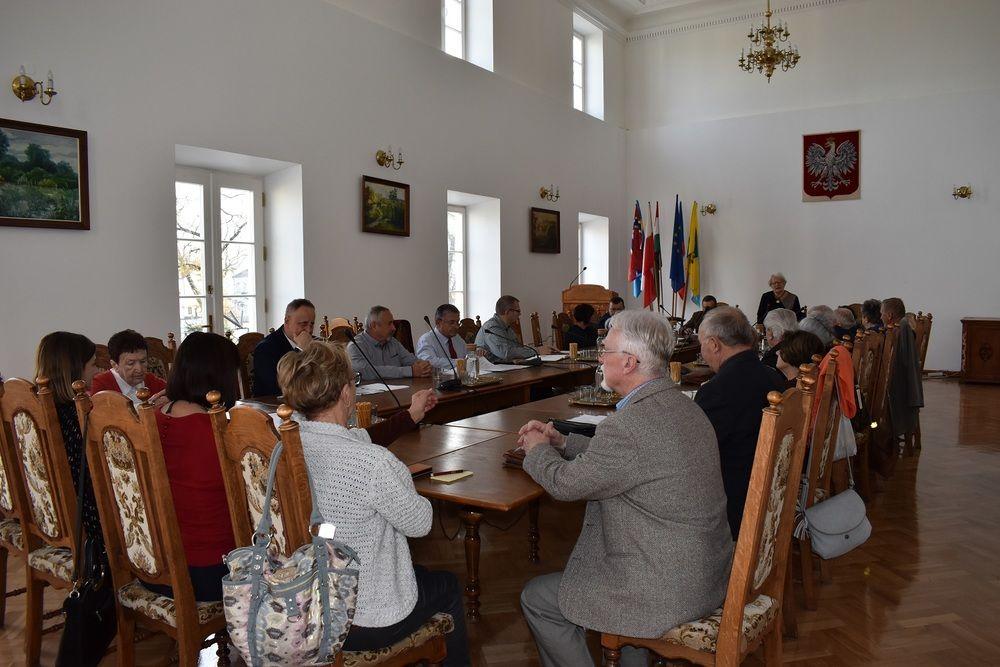 VIII  sesja Rady Seniorów Miasta Krasnystaw