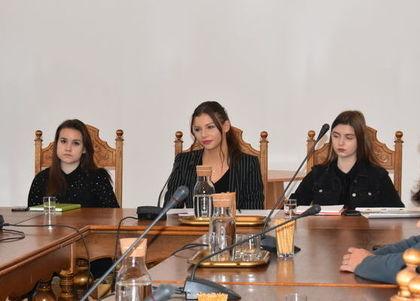 Sesja Młodzieżowej Rady Miasta Krasnystaw IV kadencji