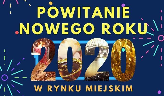 Powitanie Nowego Roku 2020!