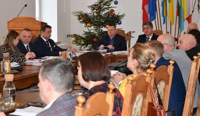 Podsumowanie XVI Sesji Rady Miasta Krasnystaw