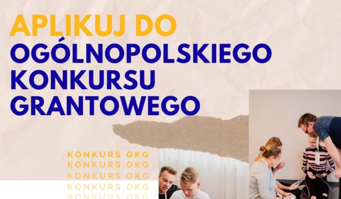 Ogólnopolski Konkurs Grantowy Równać Szanse 2020 - informacja