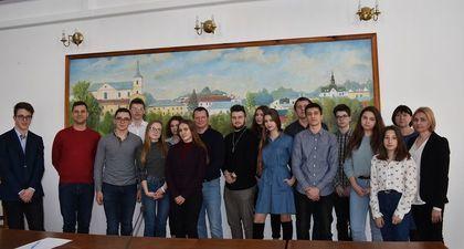 Radni kolejnej kadencji Młodzieżowej Rady Miasta Krasnystaw już wybrani !