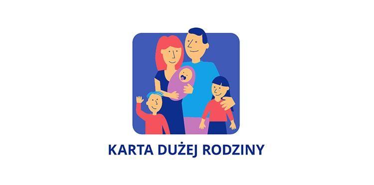 Ogólnopolska Karta Dużej Rodziny w KDK!