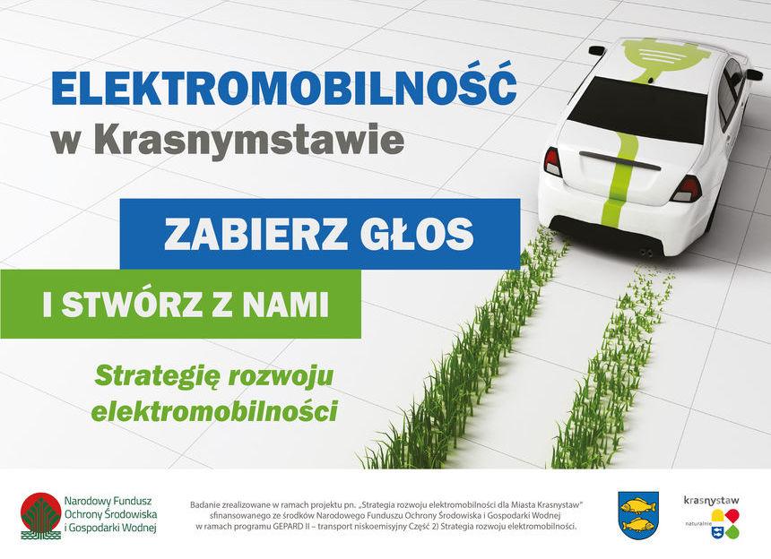 Strategia elektromobilności dla Miasta Krasnystaw