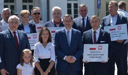 Premier Morawiecki w Krasnymstawie