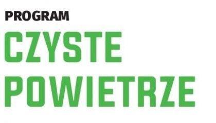 Logo programu - Program czyste powietrze