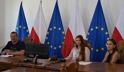 Spotkanie Młodzieżowej Rady Miasta Krasnystaw