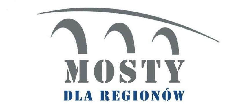 Logo MOSTY DLA REGIONÓW