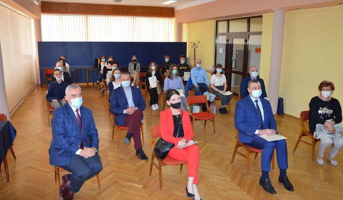 Osoby uczestniczące w spotkaniu