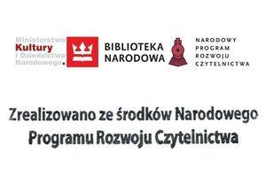 Logotypy i napis: