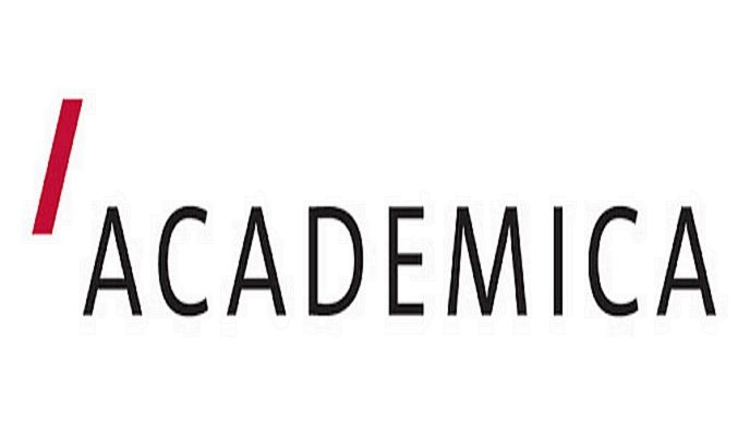 Logo z napisem Academica.
