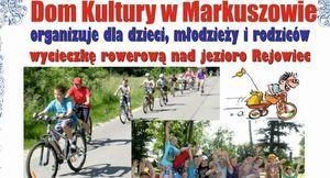 Wycieczka rowerowa nad jezioro Rejowiec