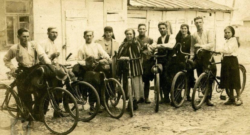 Markuszów na starych fotografiach - ludzie, miejsca, wydarzenia