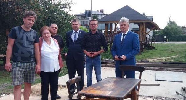 """Wczoraj w Markuszowie odbyło się nagranie programu Radia Lublin """"Pogotowie radiowe"""""""
