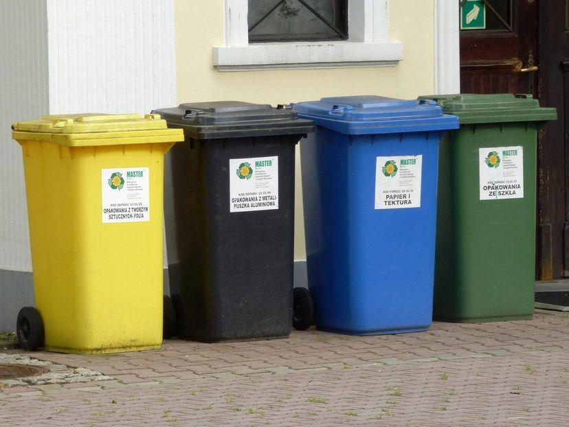 Harmonogram odbioru odpadów z terenu Gminy Markuszów w 2020 roku