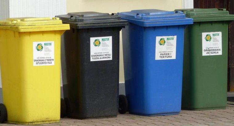 Zawiadomienie o zmianie wysokości stawki opłaty za gospodarowanie odpadami komunalnymi obowiązującej od 1 stycznia 2020 roku