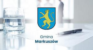Zawiadomienie o XIII sesji Rady Gminy Markuszów