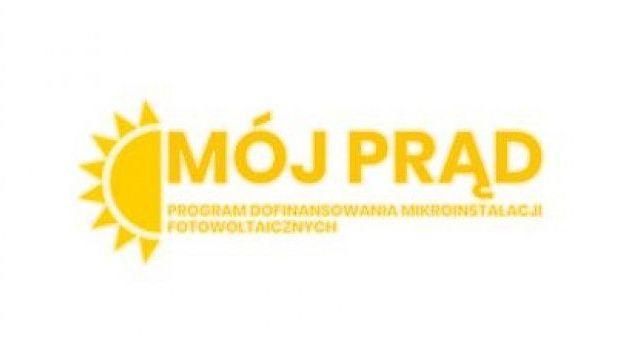 logo programu Mój Prąd