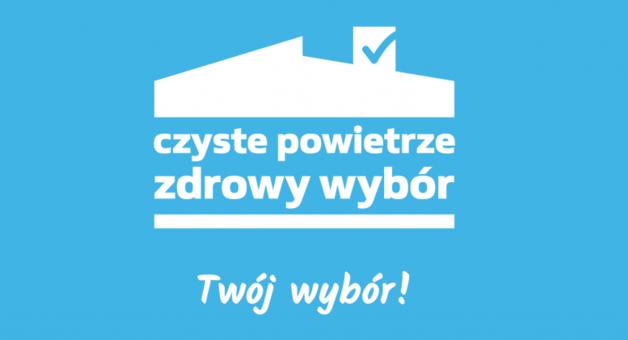 Logo czyste powietrze