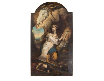 St. Rosalia – Patroness of the plague