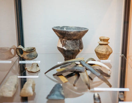 Prehistory of Krasnystaw region