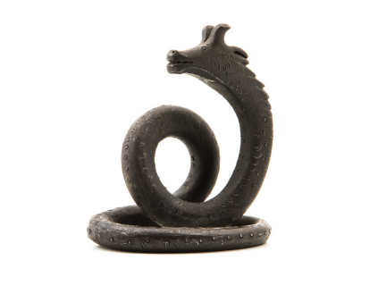 Wąż – przycisk do papieru