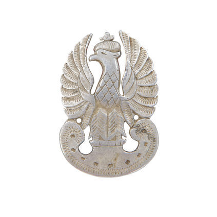 Eagle of a partisan of the Home Army