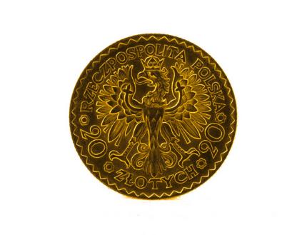 20 złotys – commemorative coin – Bolesław I the Brave