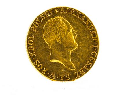 50 złotys of Alexander I