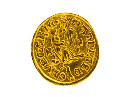 Maciej Korwin's ducat
