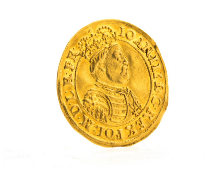John III Sobieski's ducat