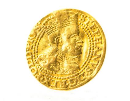 Stefan Batory's ducat