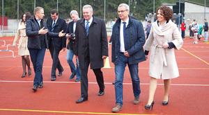 Minister Sportu z wizytą w naszej gminie