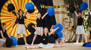 III Gminny Konkurs Taneczny w Krasienine