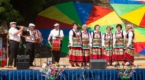 Festyn Rodzinny i Święto Muzyki Ludowej w Dysie