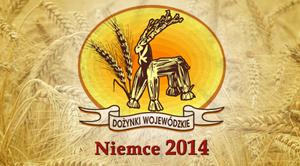Dożynki Wojewódzkie - Niemce 2014