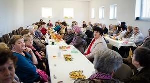 Spotkanie Klubu Seniora w nowej siedzibie