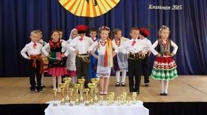 Wiosenne spotkania taneczne – Krasienin 2015